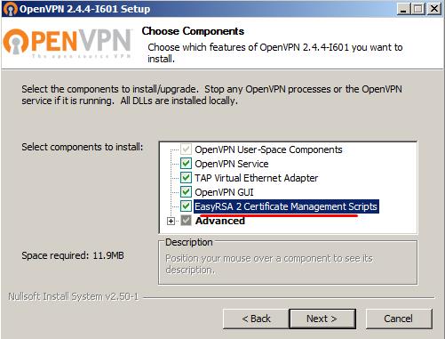 openvpn-install