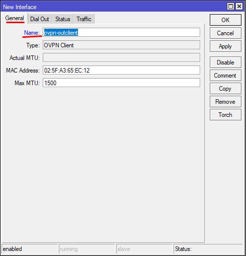 new-ovpn-client
